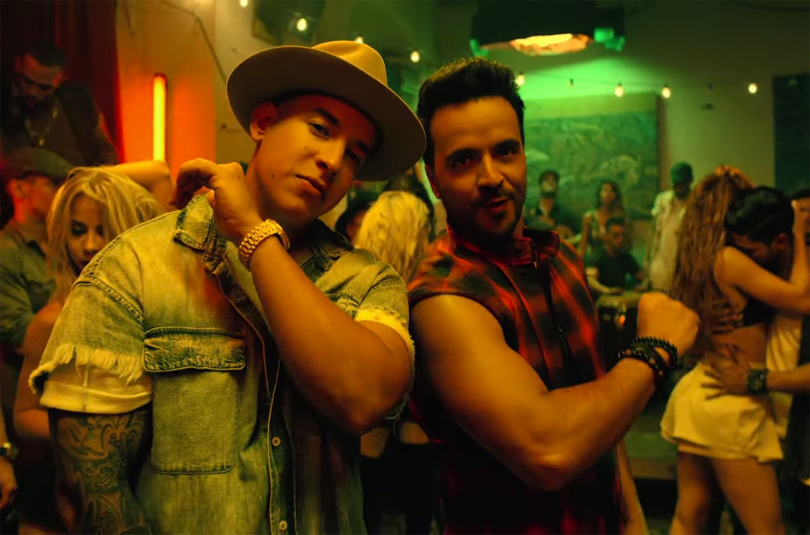 luis fonsi, despacito, daddy yankee, justin bieber, music news, entertainment, billboard, mtv, vh1